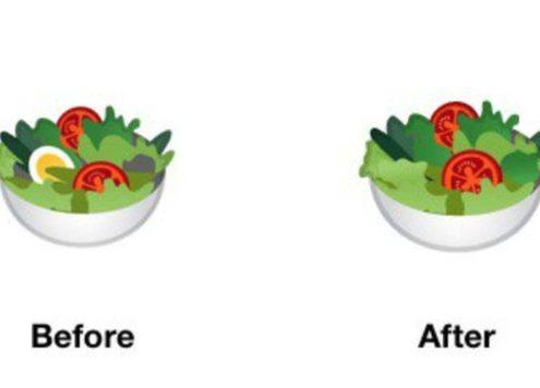 Google Vegan Salad