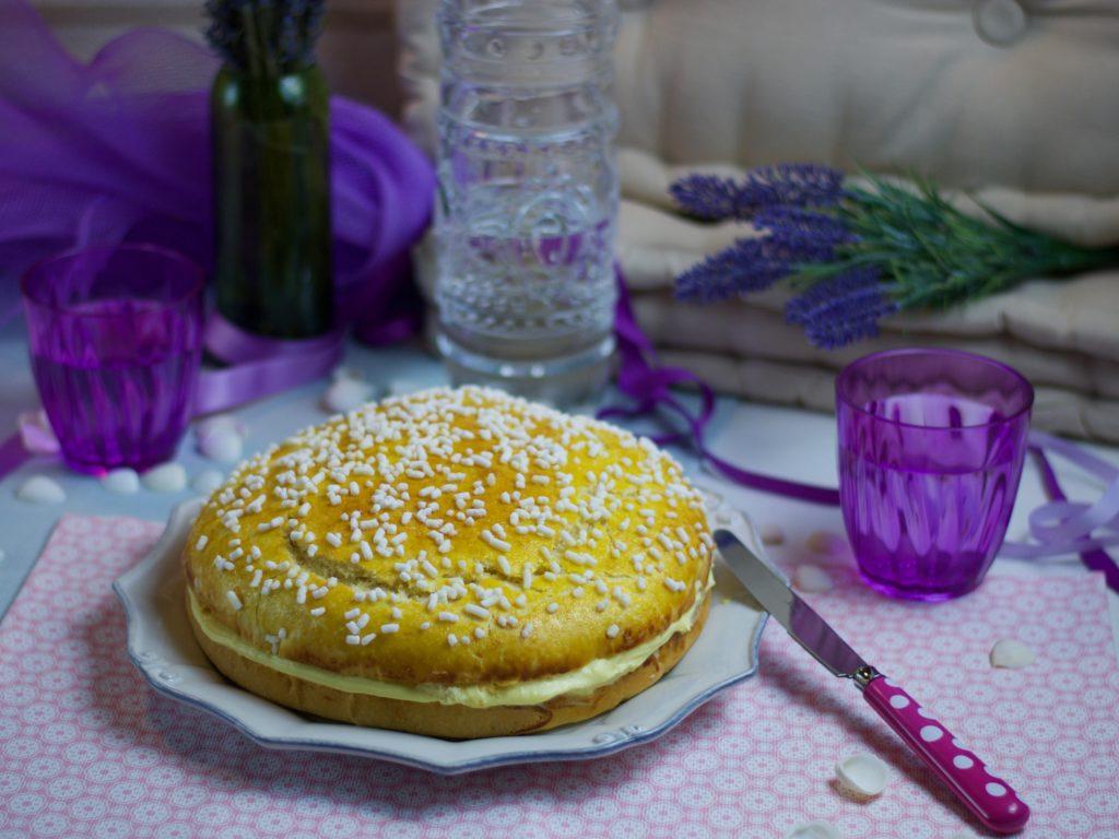 torta di saint tropez