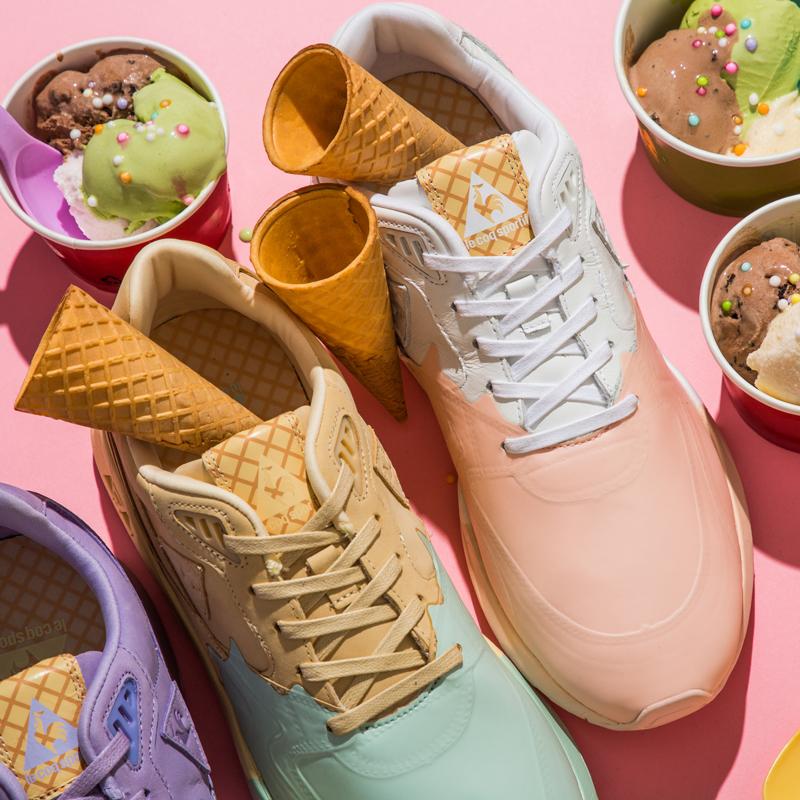 scarpe gelato