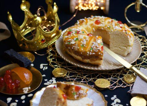 Roscon de Reyes