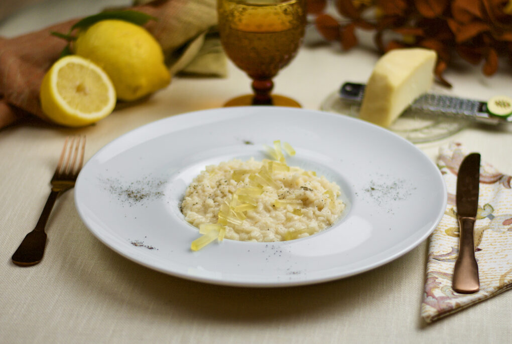 Risotto all'Ambra di Talamello